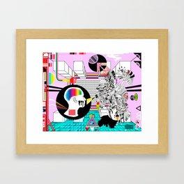 ORIYANKTUS Framed Art Print