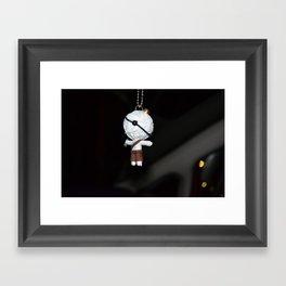 Lil Pirate Framed Art Print