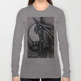 Sir Artorias - Dark Souls Long Sleeve T-shirt