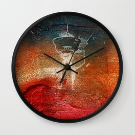 City Heat Wall Clock