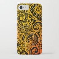 hakuna iPhone & iPod Cases featuring Hakuna Matata by Doodle Design