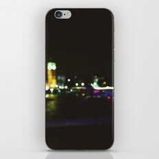 Starry nights: London iPhone & iPod Skin