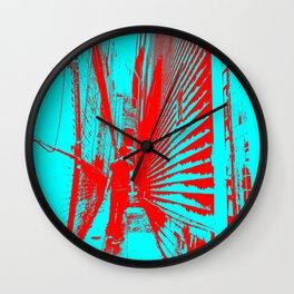 The Alley II Wall Clock