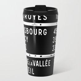 490 km to Strasbourg - The Polaroid Project Travel Mug