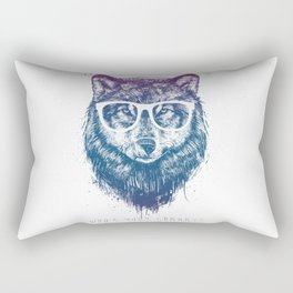 Who's your granny? Rectangular Pillow