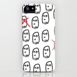 Ex-Ghosts iPhone Case
