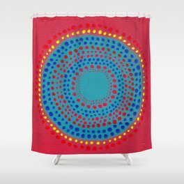 Dotto 13 Shower Curtain
