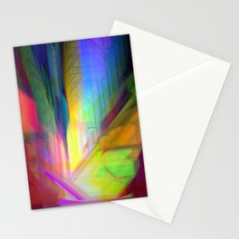 Abstract 9590 Stationery Cards