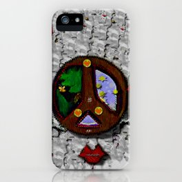 The most loveable landscape iPhone Case