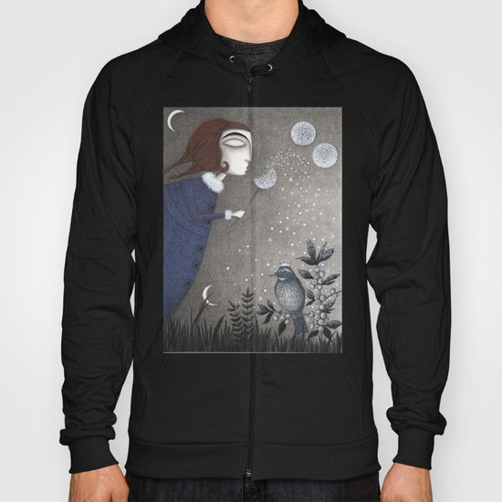 Winter Twilight Hoody