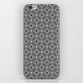 Diamonds in Smoke iPhone Skin