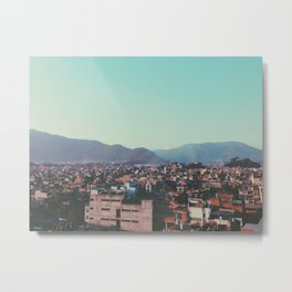 Kathmandu, Nepal Metal Print