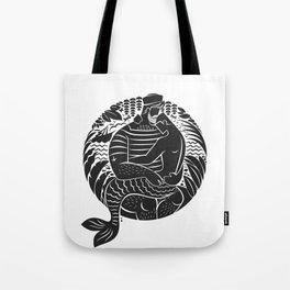 Sailor Daddy Tote Bag