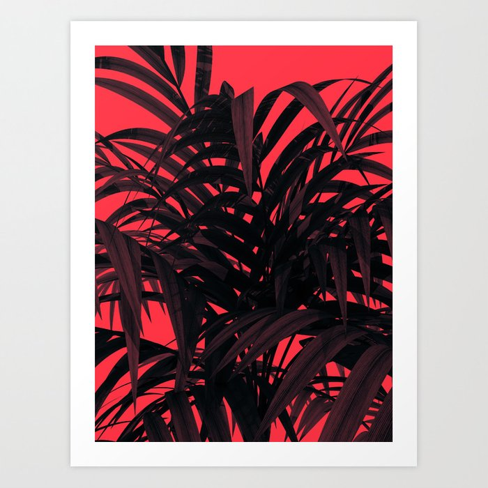 Discover the motif TROPICAL LEAF by Andreas Lie as a print at TOPPOSTER
