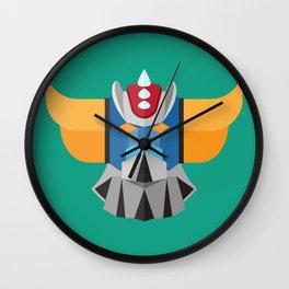 Grendizer - Ufo Robot Wall Clock