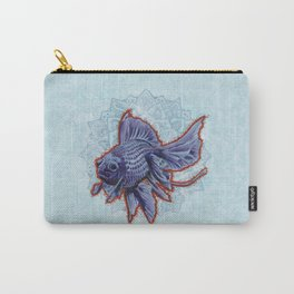 Blue Moore Carry-All Pouch