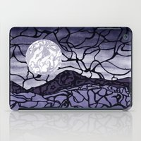 cracked iPad Cases featuring Cracked by Mel Moongazer