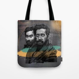 Jake Glitch Tote Bag