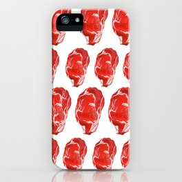 Meaty iPhone Case
