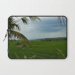 Ricefields near Ubud Laptop Sleeve