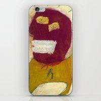 hero iPhone & iPod Skins featuring Hero by Sasa Jantolek