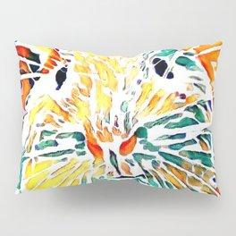 Hot painted Guinea Pig Pillow Sham
