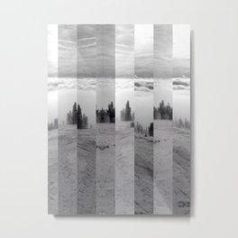mountain top Metal Print
