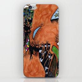 Static Equilibrium iPhone Skin