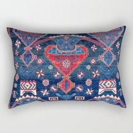 Luri Fars Southwest Persian Rug Print Rectangular Pillow
