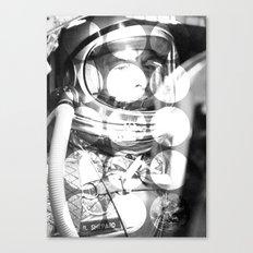 Astrodots Canvas Print