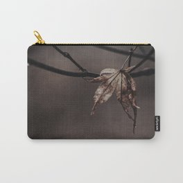 hanging on Carry-All Pouch