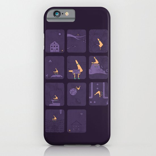 Taking The Long Road Home iPhone & iPod Case