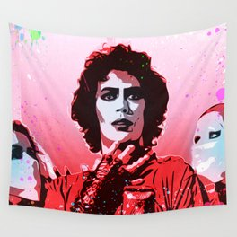 The Rocky Horror Picture Show - Pop Art Wall Tapestry