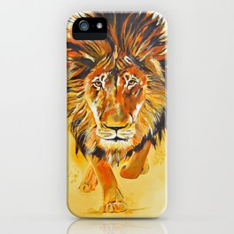 Relentless Pursuit iPhone Case