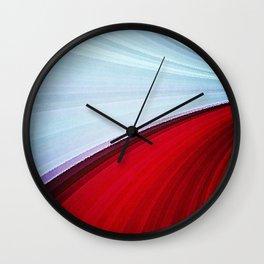 Dear Santa Wall Clock