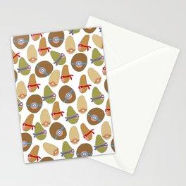 Ninja Boobs Stationery Cards