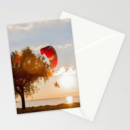 Grand Escape on Summer Sunset Stationery Cards