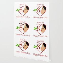 Happy womens day- she persisted gifts Wallpaper