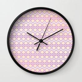 buffting Wall Clock