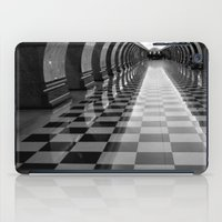 moscow iPad Cases featuring Moscow Metra by Kim Ramage