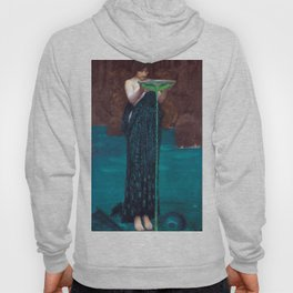 John William Waterhouse - Circe Invidiosa Hoody