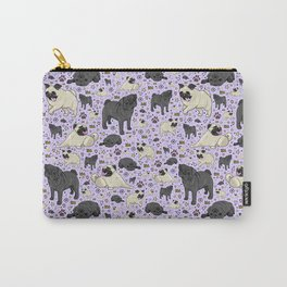 Cute Pugs Carry-All Pouch