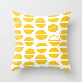 cofee beans Throw Pillow