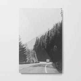 ROAD TRIP / Canada Metal Print