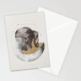 Constellation Girl Stationery Cards