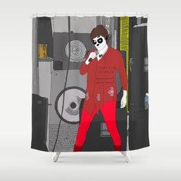 Opera Claus Shower Curtain