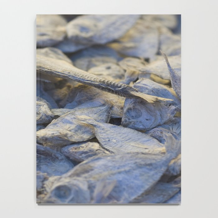 Dried Fish Notebook
