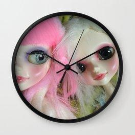 Dolls Wall Clock