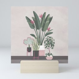 Urban jungle #2 Mini Art Print