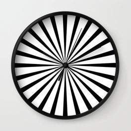 A Matter of Perspective Wall Clock